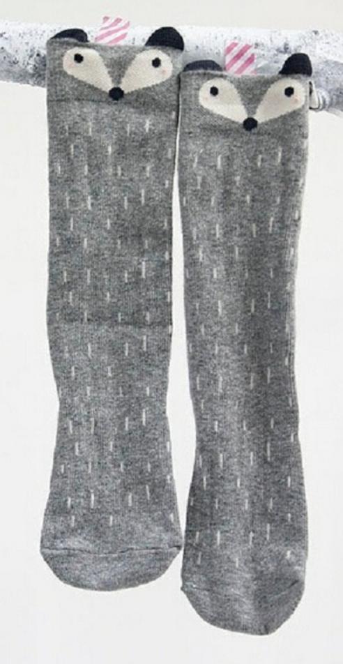 Grey Fox Socks