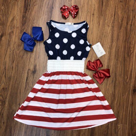 Melina & Me - American Honey Dress