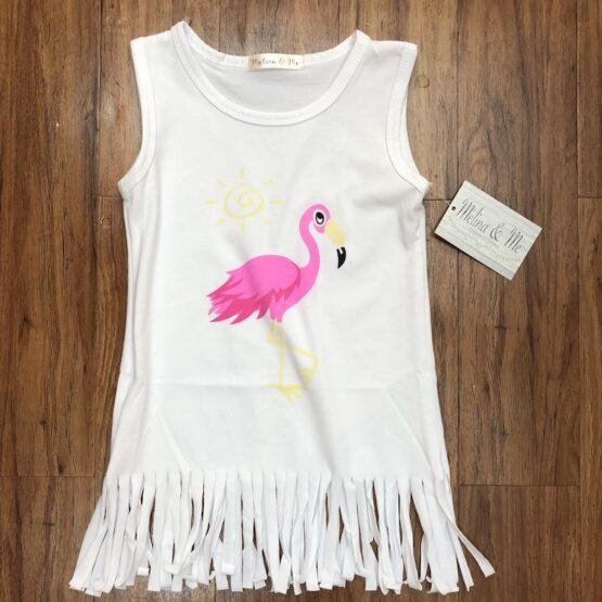 Melina & Me - Flamingo Swimsuit Cover