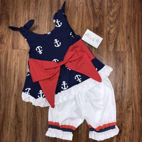 Melina & Me - Sailor Girl Outfit