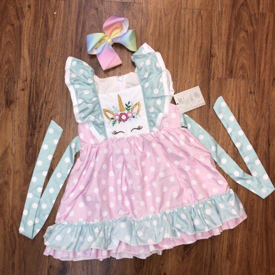 Melina & Me - Unicorn Princess Dress (2)