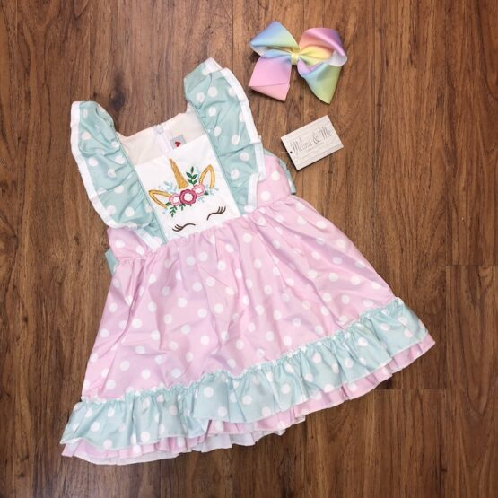 Melina & Me - Unicorn Princess Dress