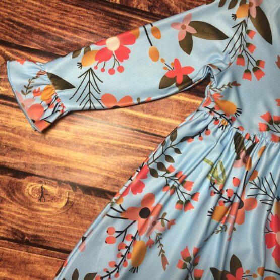 Melina & Me - Autumn Blossom Dress (3)