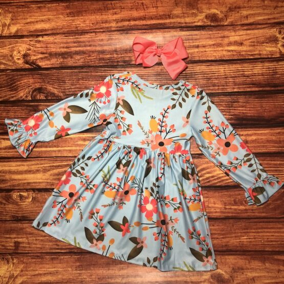 Melina & Me - Autumn Blossom Dress (5)