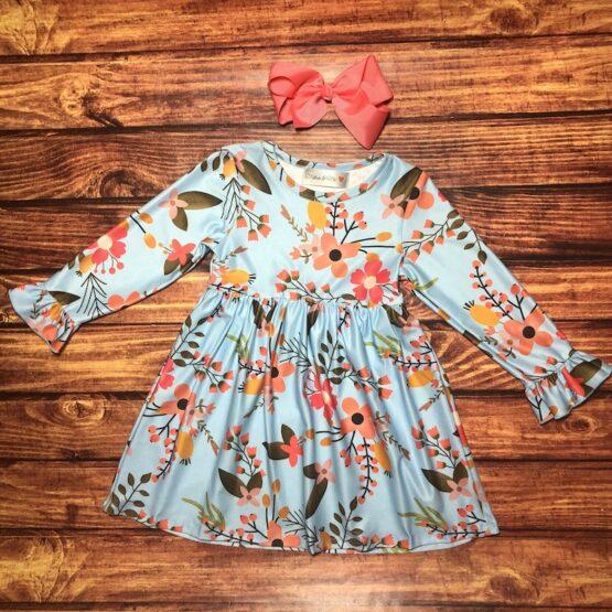 Melina & Me - Autumn Blossom Dress