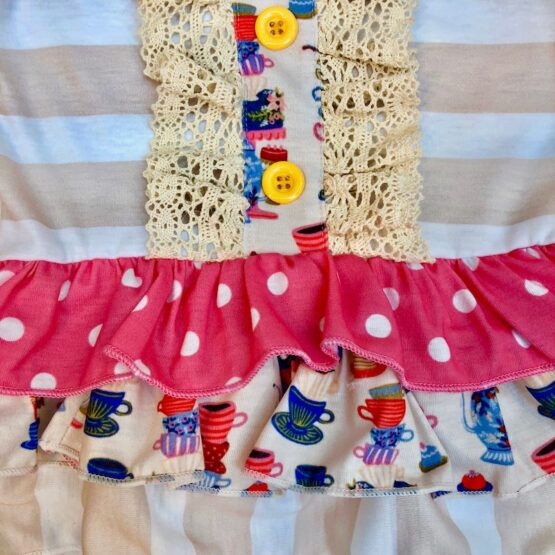 Melina & Me - My Cup of Tea Outfit (Pattern)