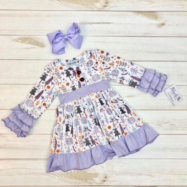 Peace, Love, & Purple Dress