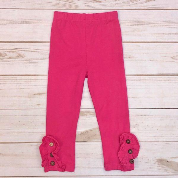 Button Pants – Watermelon