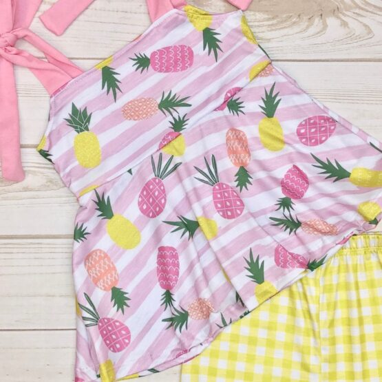 Melina & Me - Pineapple Picnic Outfit (3)
