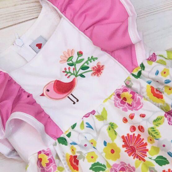 Melina & Me - Spring Floral Dress (2)