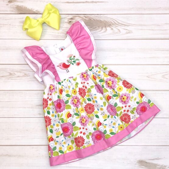 Melina & Me - Spring Floral Dress