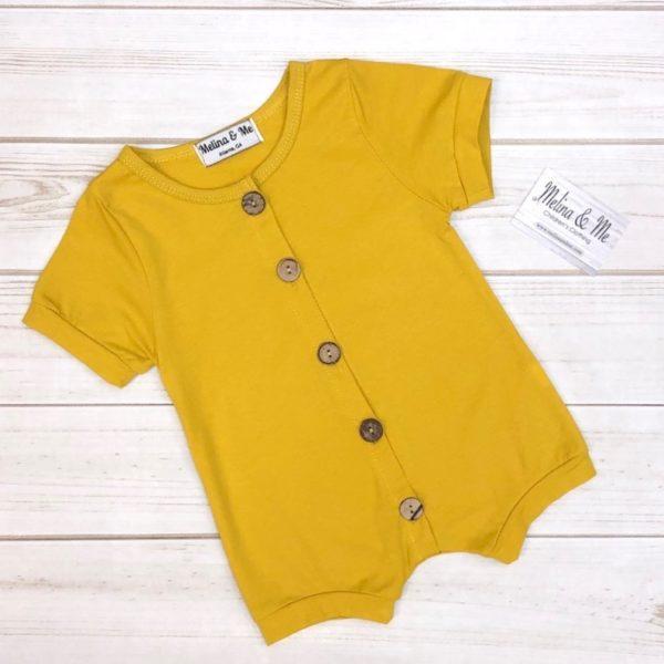 Luca Jumper – Yellow