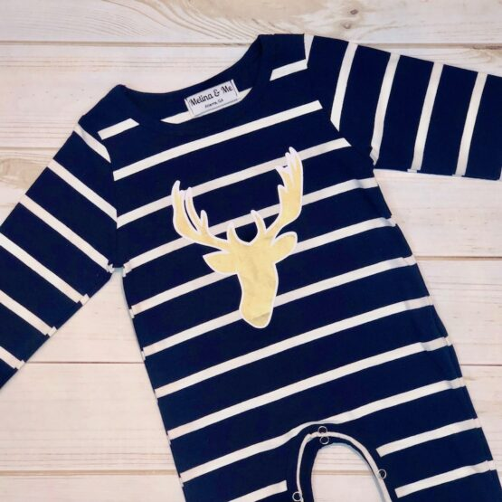 Melina & Me - 'Fawn'ed of You Jumper (Front)