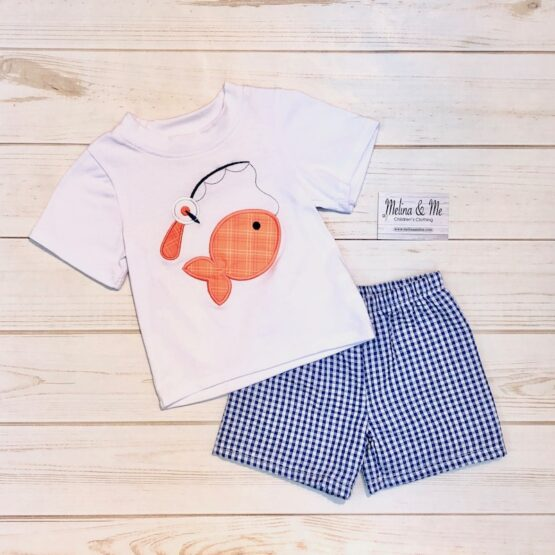 Melina & Me - Gone Fishin' Outfit
