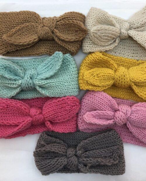 Melina & Me - Knit Headbands