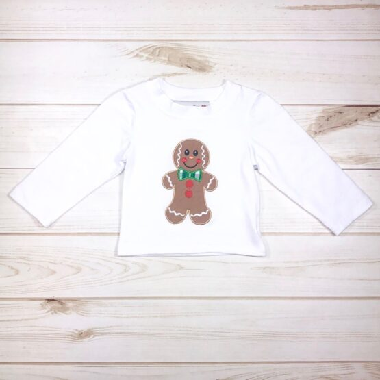 Melina & Me - Gingerbread Boy Outfit (Top)