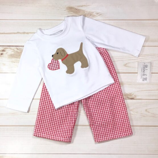 Melina & Me - Puppy Love Outfit