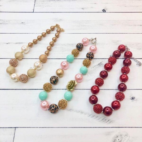 Bubble Necklaces
