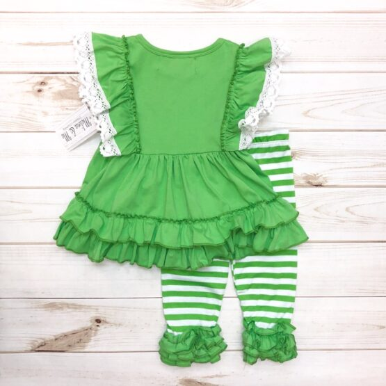 Melina & Me - Clover Outfit (Back)