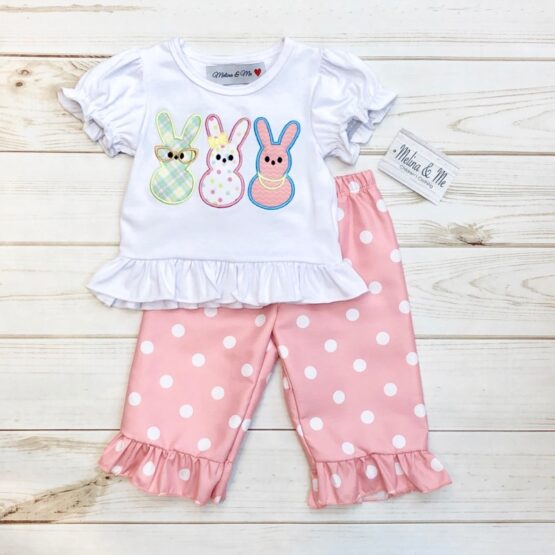 Melina & Me - Funny Bunny Outfit - Girls