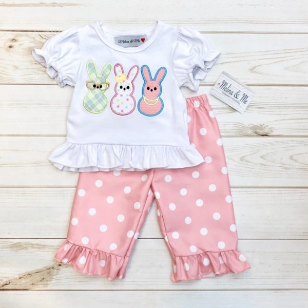 Funny Bunny Outfit – Girls
