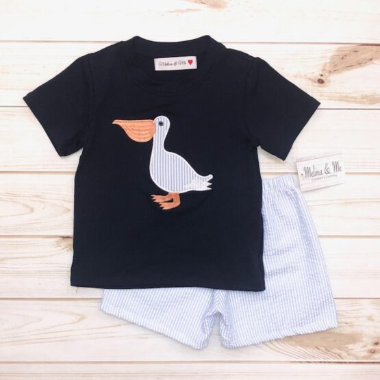 Melina & Me - Seagull Outfit