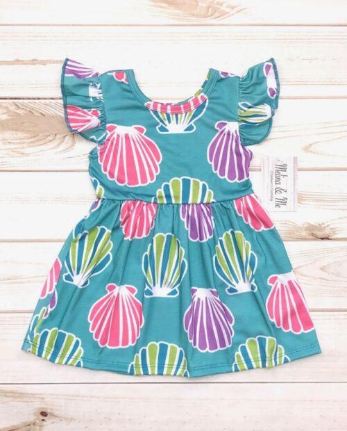 Melina & Me - Seashell Dress