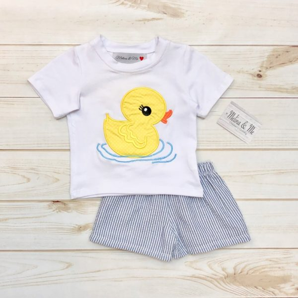 Ducky Outfit